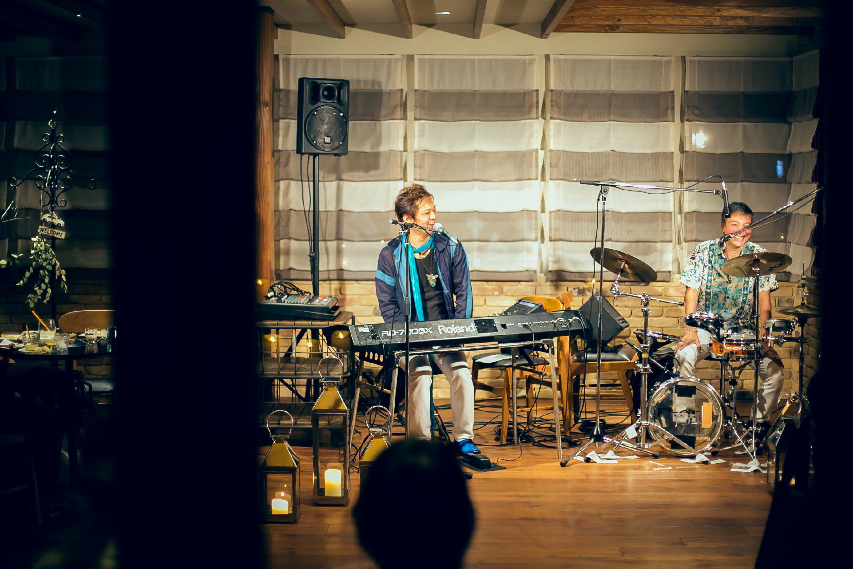 キャンドルナイトコンサート@那須ビール園