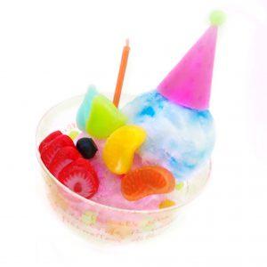 アイスクリーム ダブル